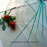 glace ultra blanche en verre de flotteur d'espace libre de 4mm-12mm pour la clôture