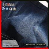 Alto tessuto dei jeans del denim della saia di stirata per i jeans delle donne