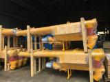 het u-Type Sicoma van 219mm Transportband van de Schroef van de Buis de Spiraalvormige
