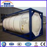 20-voeten Container van de Tank van het LNG de Vloeibare