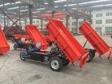 Tricycle électrique de cargaison, prix électrique de dumper