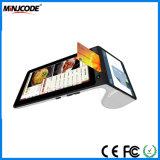 タッチ画面の携帯用/Tabletオールインワン情報処理機能をもったTerminal/POS命令機械