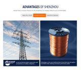 Алюминиевые эмалированные провода обмотки/кабель