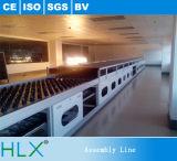 Linha de montagem de envelhecimento de lâmpadas LED com Serviços de Engenharia de Oversea