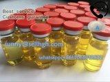 Ацетат Trenbolone стероида высокой очищенности сырцовый Semi законченный жидкостный