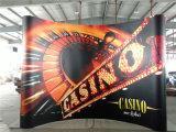 Affichage publicitaire de la publicité Affichage pop-up magnétique
