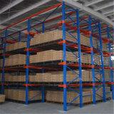 Constructeur lourd de défilement ligne par ligne de mémoire de drive-in d'entrepôt