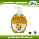 500ml 알로에 Vera (OEM)를 가진 자연적인 라벤더 손 비누 액체