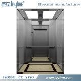 Elevador del edificio residencial del elevador del pasajero del hotel del monarca de Joylive 1000kg Vvvf