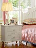 Mobiliário novo em madeira de madeira Mobília de quarto de estilo americano (A102)