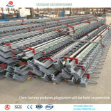 Brücken-und Gleis-Aufbau verwendete Stahlausdehnungsverbindung mit breit Dynamicdehnungs-Reichweite