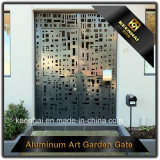 Outdoor Villa Aluminium Fence Gate