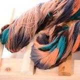 安く100%のアクリルの編むヤーン