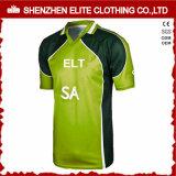 Grillo sublimado verde al por mayor Jersey (ELTCJI-2) de la alta calidad