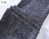 La tela de lino del sofá pulsa el estilo de Uphostery por 457GSM