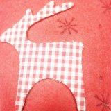 100% donaciones de fieltro Bolsas de Navidad para los regalos de Navidad