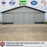 Estrutura do Portal Prefabricadas Sinoacme Oficina de Construção em Aço