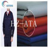 Tc 14X14 80X54 240GSM Twill Poly Cotton Workwear Fabric