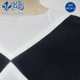 [رر-زيبّر] بيضاء سوداء [سليفلسّ] مثير طويلة فصل صيف نساء ثوب