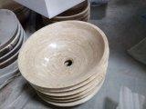 Мраморный каменный тазик мытья для кухни/ванной комнаты/туалета