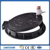 최신 판매 SMC GRP FRP 합성 맨홀 뚜껑 D400