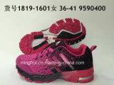 Женщины людей обуви дешевых ботинок вскользь