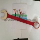 Non Sparking Outils Clé à fourche double avec une haute qualité