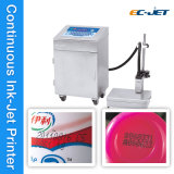Imprimante à jet d'encre blanche de colorant de Cij de cordon noir de fil (EC-JET920)