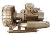 2.2kw Atex Standardbiogas, das Atex Luft-Gebläse-Ring-Gebläse übermittelt