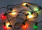 Ampoule de ciel d'étoile de diamant de MTX G95 mini de la lampe DEL de Noël de decro étoilé de la chaîne de caractères DEL