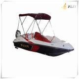 Flit 15FT Ce Aprovado motor de popa Ski Boat 460b