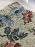 Пуловер сбор винограда для женщин с тканью жаккарда