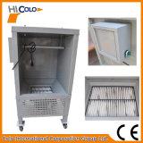 Elektrostatischer Epoxidpuder-Beschichtung-Spray-Stand für Rad-Naben