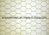 高品質の家禽のケージのための電流を通された六角形の金網