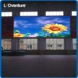 企業の広告のためのpH6フルカラーの屋内LEDのスクリーン