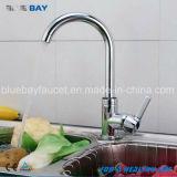 Choisir le robinet en laiton de taraud de mélangeur de cuisine de bassin de traitement