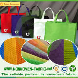 Vliesstoff/nicht gesponnene pp. materiell für Einkaufen-Beutel
