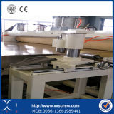 PC Feuille de creux de ligne de production extrudeuse avec certification CE