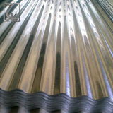 Sgchの等級0.35mmの厚さの完全で堅い金属の屋根ふきシート