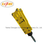 Spitzentyp Cthb450 Aufbau-Energien-Hilfsmittel für Fall-Tonnen-Exkavator-hydraulischen Hammer