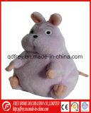 귀여운 분홍색 견면 벨벳 아기 선물을%s 뚱뚱한 마우스 장난감