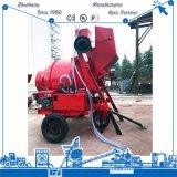 Jzr350 Syatem mélangeur mélangeuse en béton hydraulique