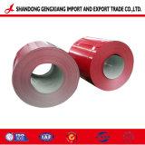 Fabriqué en Chine en acier revêtu de couleur bobine/PPGI