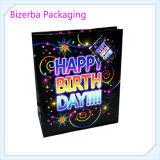 Sacco di carta impaccante riciclato modo di lusso caldo del regalo (BP-BC-0002)