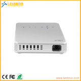Soem-intelligenter Mini-DLP-Projektor Ultra-HD 1080P Support Eshare mit Windows PC/Laptop