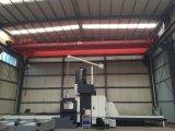 Metallstahlfaser-Laser CNC-1000W, der 3015 schneidet