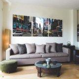 공장 공급 최신 디자인 벽 커튼 유리제 색칠