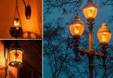 Chama de cintilação LED a Lâmpada do Soquete E27 3W 7W 1300K