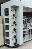 Cor da máquina de impressão 5 de Flexography que corta e que corta