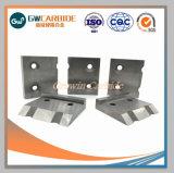 2018 Indexables CNC de carburo de tungsteno inserciones de herramientas